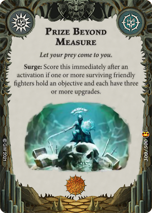 Prize Beyond Measure card image - hover