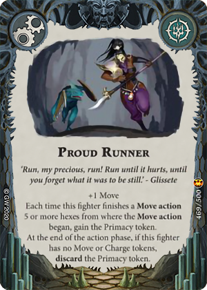 Proud Runner card image - hover
