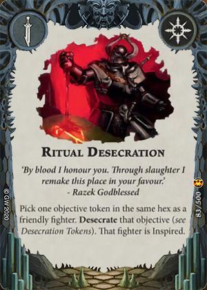 Ritual Desecration card image - hover