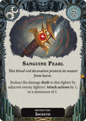 Sanguine Pearl card image - hover