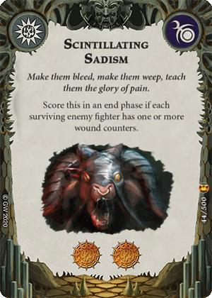 Scintillating Sadism card image - hover