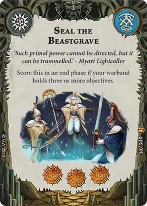 Seal the Beastgrave card image - hover