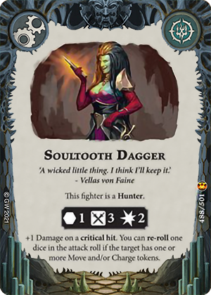 Soultooth Dagger card image - hover