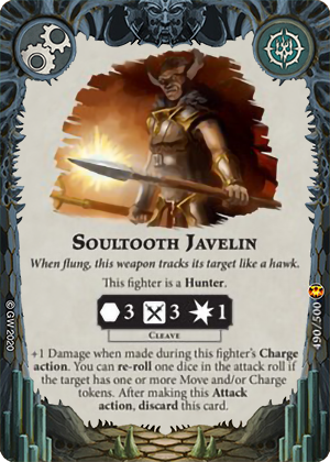 Soultooth Javelin card image - hover