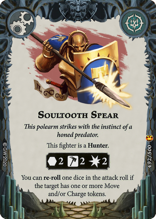 Soultooth Spear card image - hover