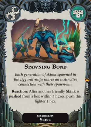 Spawning Bond card image - hover
