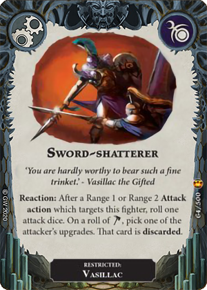 Sword-shatterer card image - hover