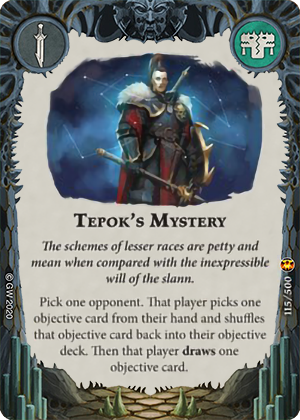 Tepok's Mystery card image - hover
