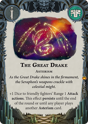 The Great Drake card image - hover