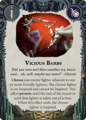 Vicious Barbs card image - hover