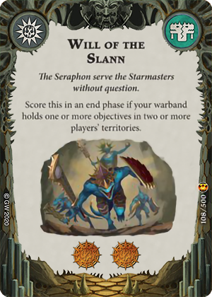 Will of the Slann card image - hover