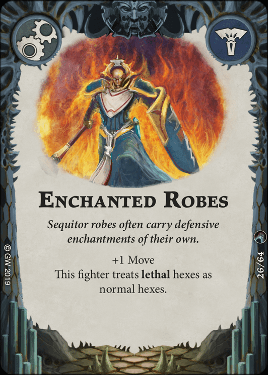 Enchanted Robes card image - hover