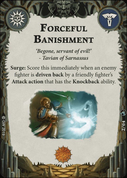 Forceful Banishment card image - hover