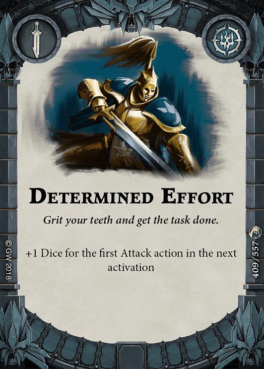 Determined Effort card image - hover