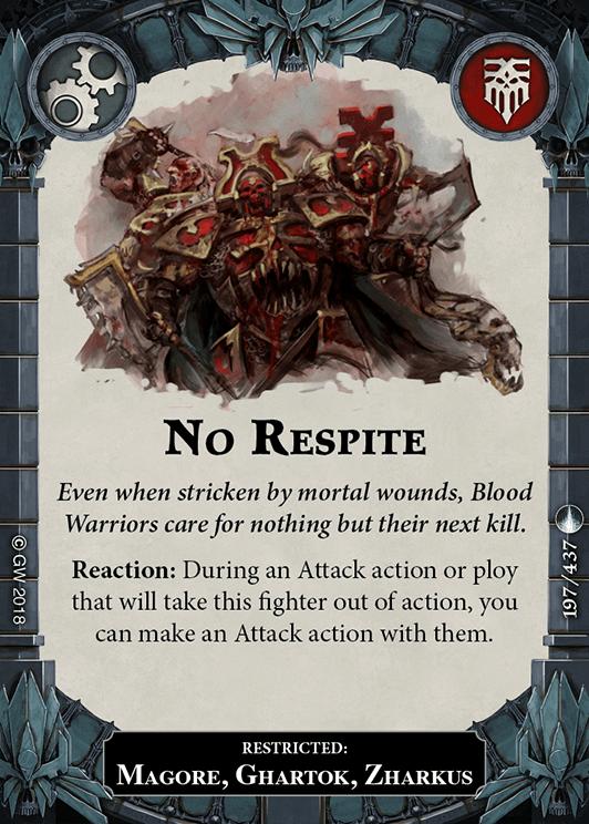 No Respite card image - hover